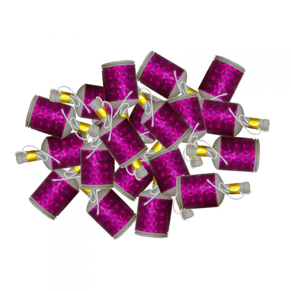 Party Poppers – Rosa