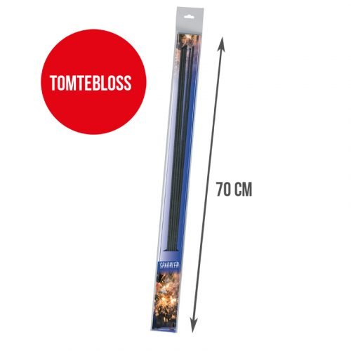 Sparkler 70 cm (Jättebloss)