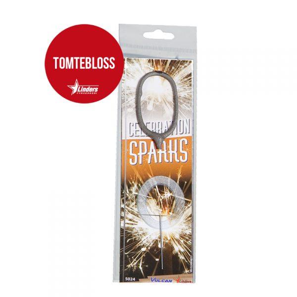 "Celebration Sparks ""0"" (Tomtebloss)"
