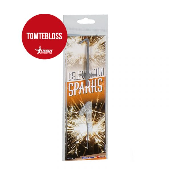 "Celebration Sparks ""1"" (Tomtebloss)"