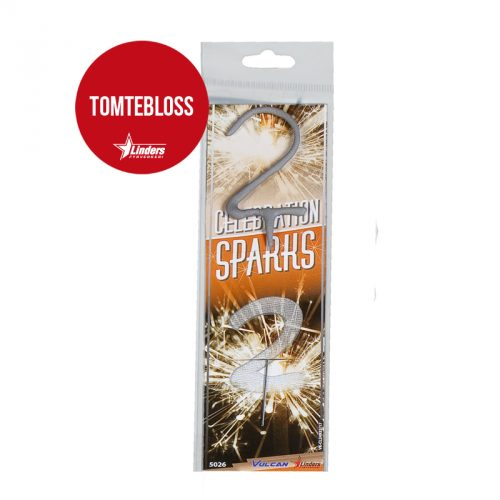 "Celebration Sparks ""2"" (Tomtebloss)"