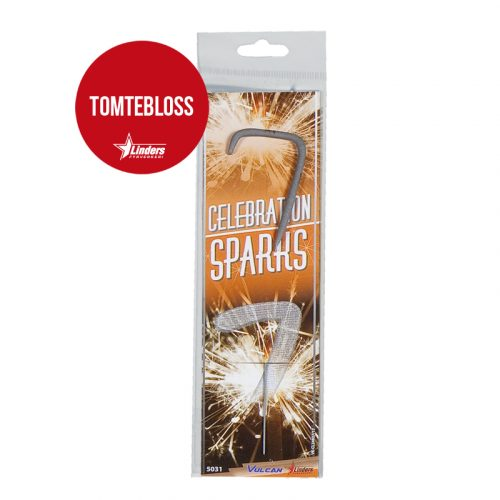 "Celebration Sparks ""7"" (Tomtebloss)"