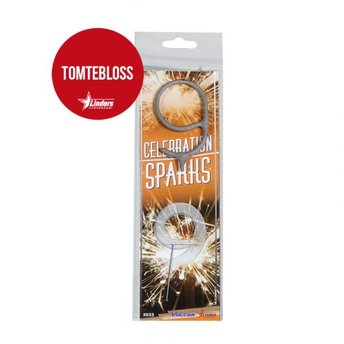 "Celebration Sparks ""9"" (Tomtebloss)"