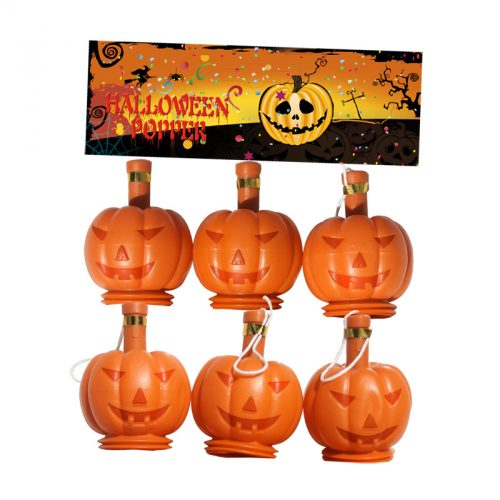 Halloween Poppers 6-pack