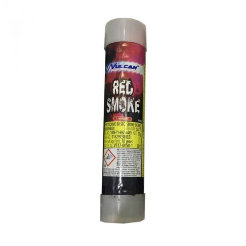 Smoke Torch – Red Color