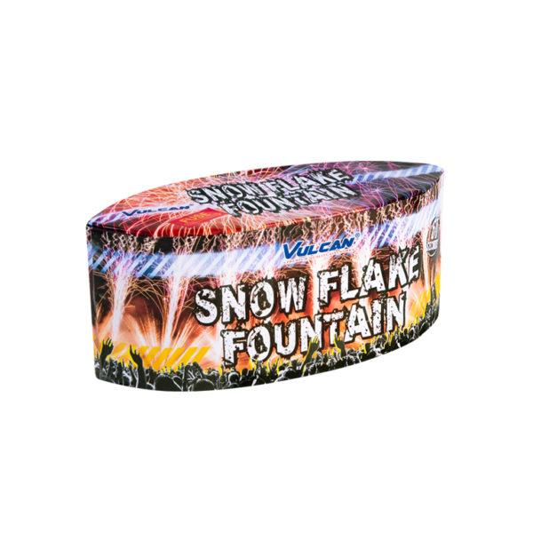 Snow Flake Fountain